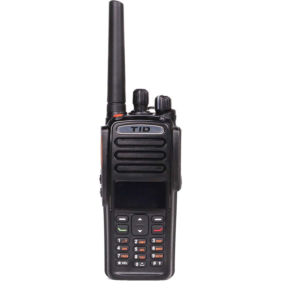 TD-9800 IP67 waterproof UHF gps digital DMR walkie talkie