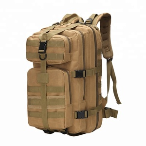 Outdoor Military Tactical Backpack High Quality Backpack For Camping Outdoor Backpack Mountaineering Bag