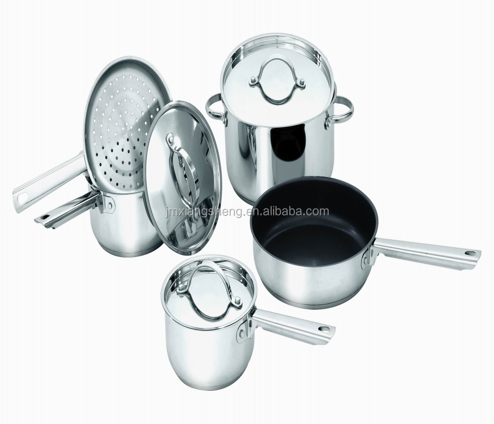 Chefmate Stainless Steel Cookware, Chefmate Stainless Steel ...