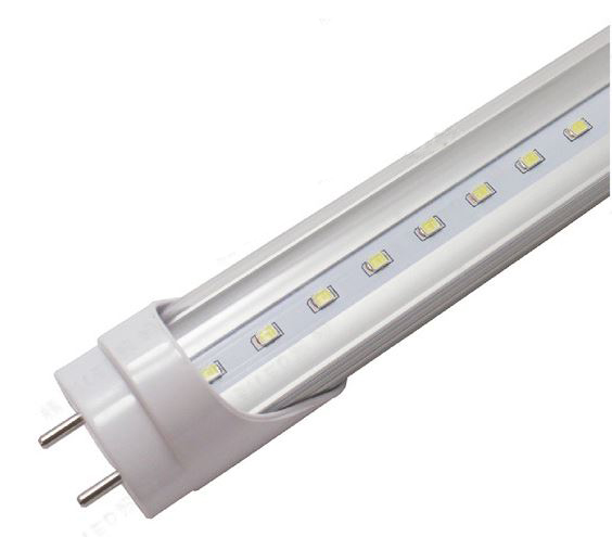 High lumen t8 20w electronic ballast led tube light fixture