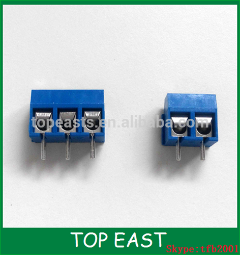 2pin 3pin Wire Terminal Pcb Pin Connector 2 Pin Pcb Terminal Block ...