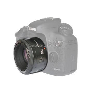 Yongnuo Yn 50mm F1 8 Standard Prime Camera Lens Auto Focus Large Aperture  For Nikon Dslr For Canon Eos 60d 70d 5d2 5d3 - Buy Yongnuo Yn 50mm F1 8
