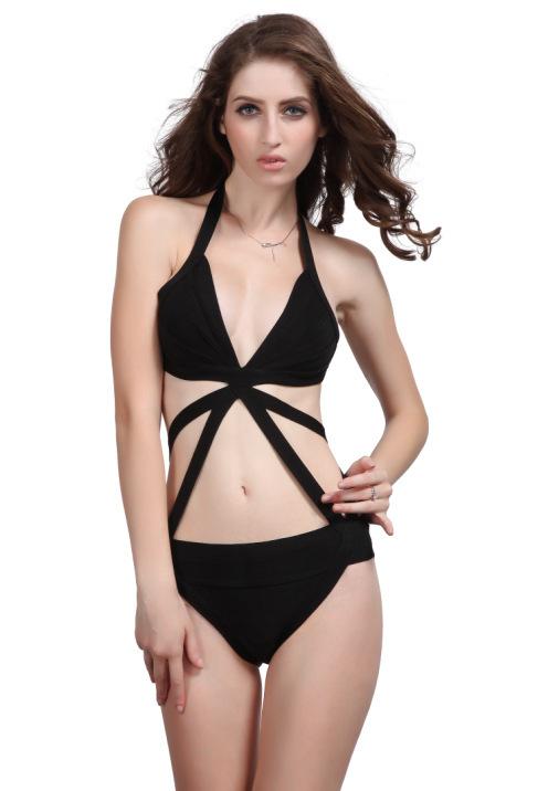 7eb2b1da0e707 Get Quotations · rayon 2015 summer bandage sexy bikini women swimsuit high  quality free shipping rayon ladies  royal