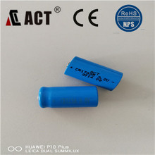 Digital Camera 3 Volt Cr 123A Primary Limno2 Battery Cr17345 1500Mah 3V Photo Lithium Battery