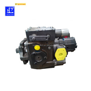 China Highland factory direct sales more kinds of control modes hydraulic oil pump