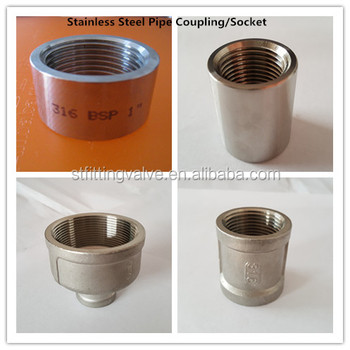 Stainless steel Threaded Pipe Fittings socket  sc 1 st  Alibaba : stainless pipe and fittings - www.happyfamilyinstitute.com