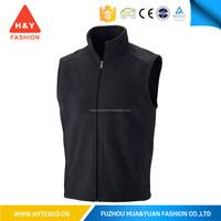 unisex wholesale modern new design customized work vest black --- 7 years alibaba experience