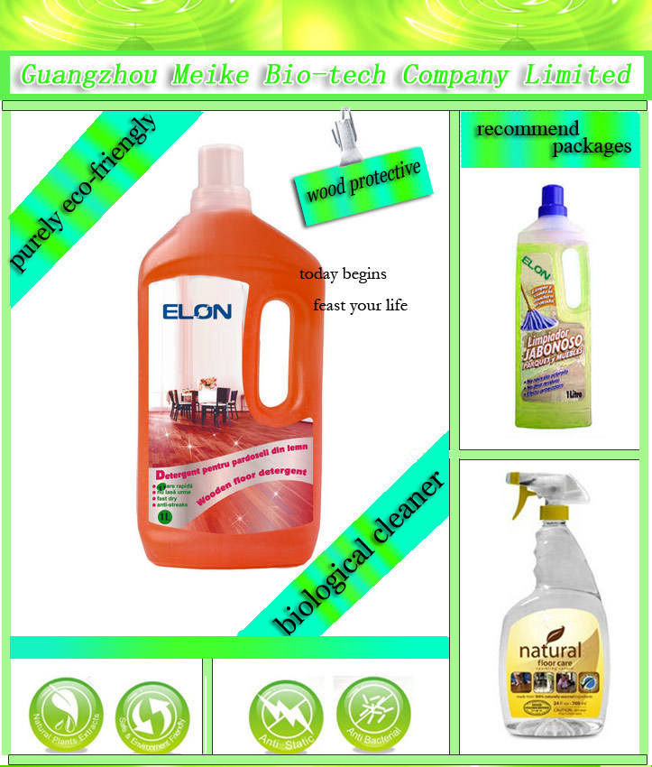 Eco-friendly Wood and Laminate Floor Cleaner