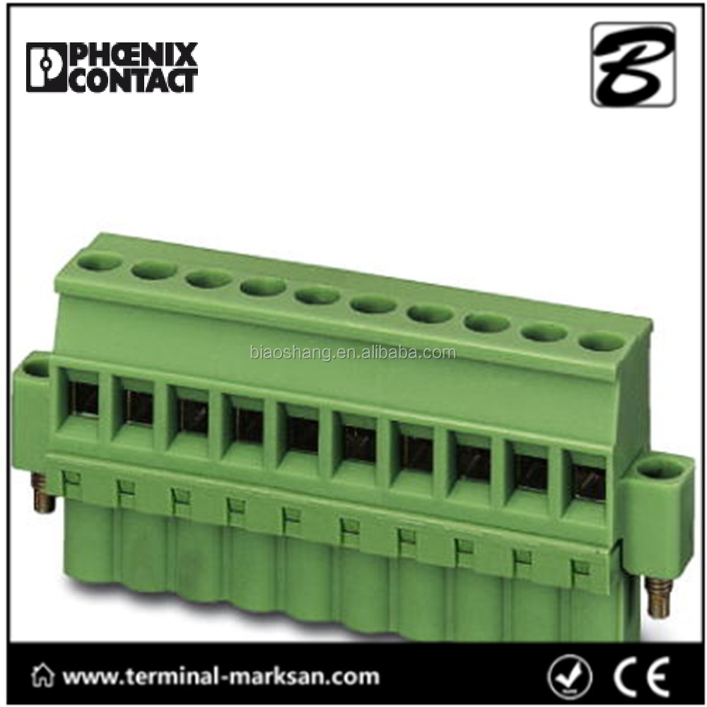 MVSTBW 2.5/ 6 STF (1835326) Printed-circuit board screw terminal block connector for phoenix contact