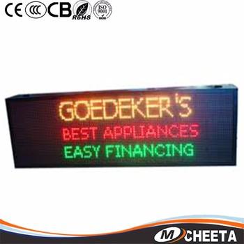 8231eedac71 Atacado display led duplo cor relógio digital de 2 cores acrílico p10 sinal  da cruz