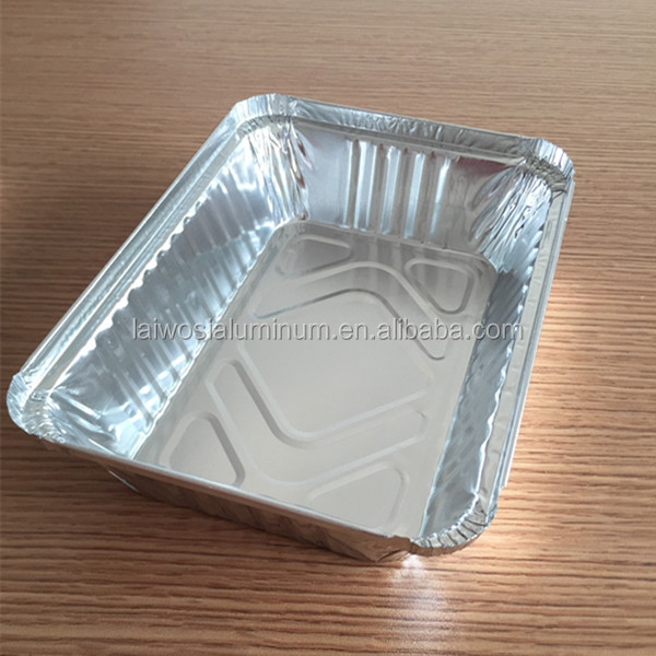 Disposable aluminium foil Bakeware Pans/container/tray & Disposable Aluminium Foil Bakeware Pans/container/tray - Buy ...
