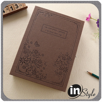 Fabric Book Covers Make Your Own Notepad Portfolio Cloth Baby Books