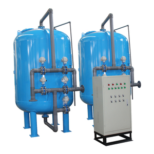 Industrial Activated Carbon Water Filter/Quartz Sand Filter/Multimedia Filter Tank for Water Treatment