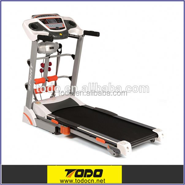 walking machine home use 2.0HP fitness equipment dc motor treadmill