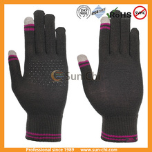 IGlove Touch Screen Devices Smart Phone Texting Glove One Size Black Color