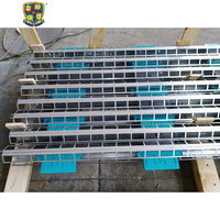 Steel material armoured expansion joint rules for building