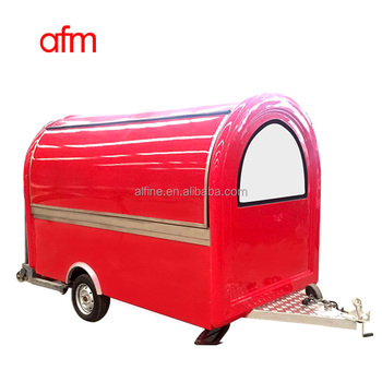 2015 cartoon shape outdoor New design food kiosk