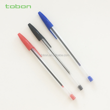 P006 promotional plastic simple cheap ballpoint pen