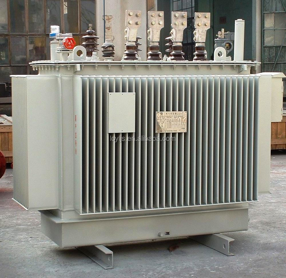 china manufacturer 400kva oil type electrical transformer