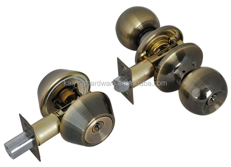Combo Door Lock 587+d102 Ab