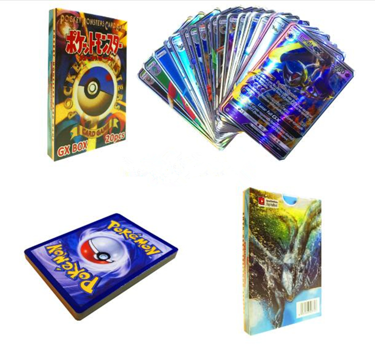 Good Wholesale For Pokemon Playing Cards Mega Ex Paper Card Buy