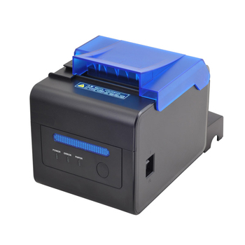 80 Thermal Laser Bill Printer for Pos System Restaurant Kitchen with Auto Cutter