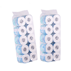 2 Papel Higienico Customize Soft White 2 Layer Papel Higienico Toilet Paper Tissue