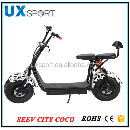 new product cheap citycoco electric motorcycle