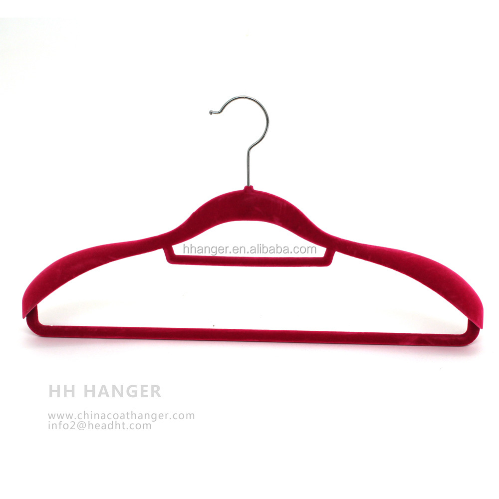 velvet clothes hangers follow - 1000×1000