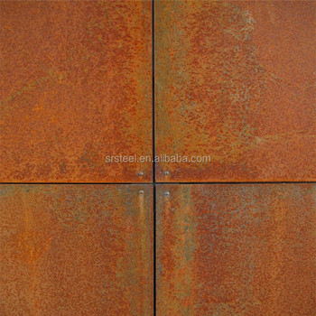 Corten Steel Plate With Prices Price