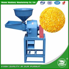WANMA2658 2019 New Arrival Small Scale Maize Milling Machine
