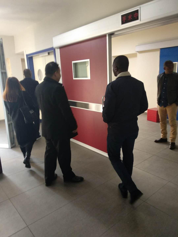 Operating Room Design: Newest Design Hospital Operating Room Door