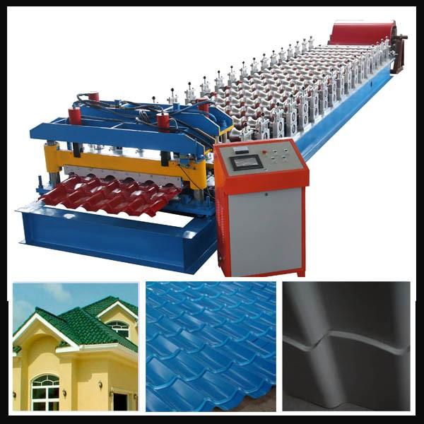 telhas de aço rolo de folha de máquina de Atacado - Compre