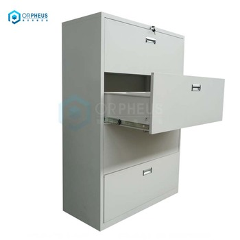 Very Good Quality Steel File Cabinets Furniture Lateral Office 4 Drawer Filing Cabinet