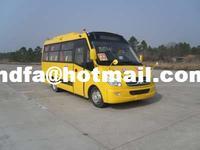 6.6 m | 24-32 primary school bus passenger seating (HK6661KX4)