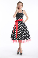 Instyles Rockabilly Prom 50's Swing dress rockabilly clothing