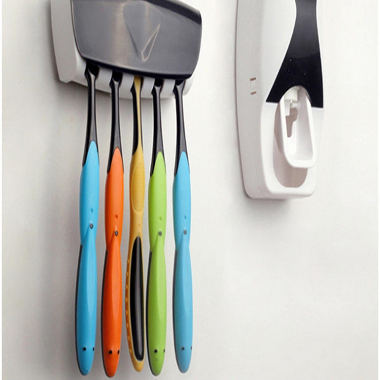 toothpaste dispenser creative automatic toothpaste dispenser toothbrush holder wash set, toothpaste dispenser, wash kit, creative toothpaste squeezer, toothpaste dispenser, toothpaste is a paragraph