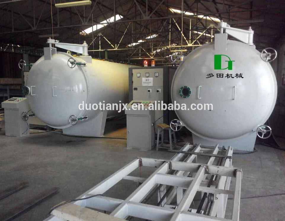 Kiln Dryer/Timber Drying Machine/Radio Frequency