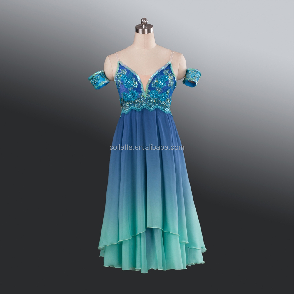 New !!!! Bly1208 !!! Adult Light Blue Velvet Giselle Ballerina ...