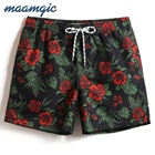 New Product mens shorts beachwear fashion men beach holiday shorts