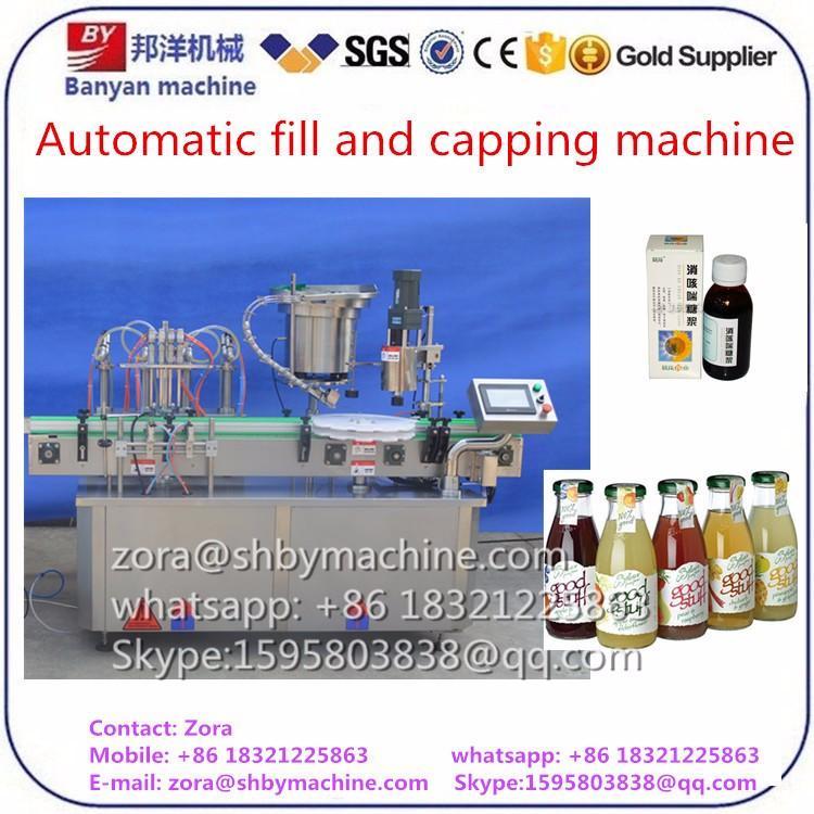 Automatic Medical Industrial Alcohol / Wine / Disinfectant Liquid ...