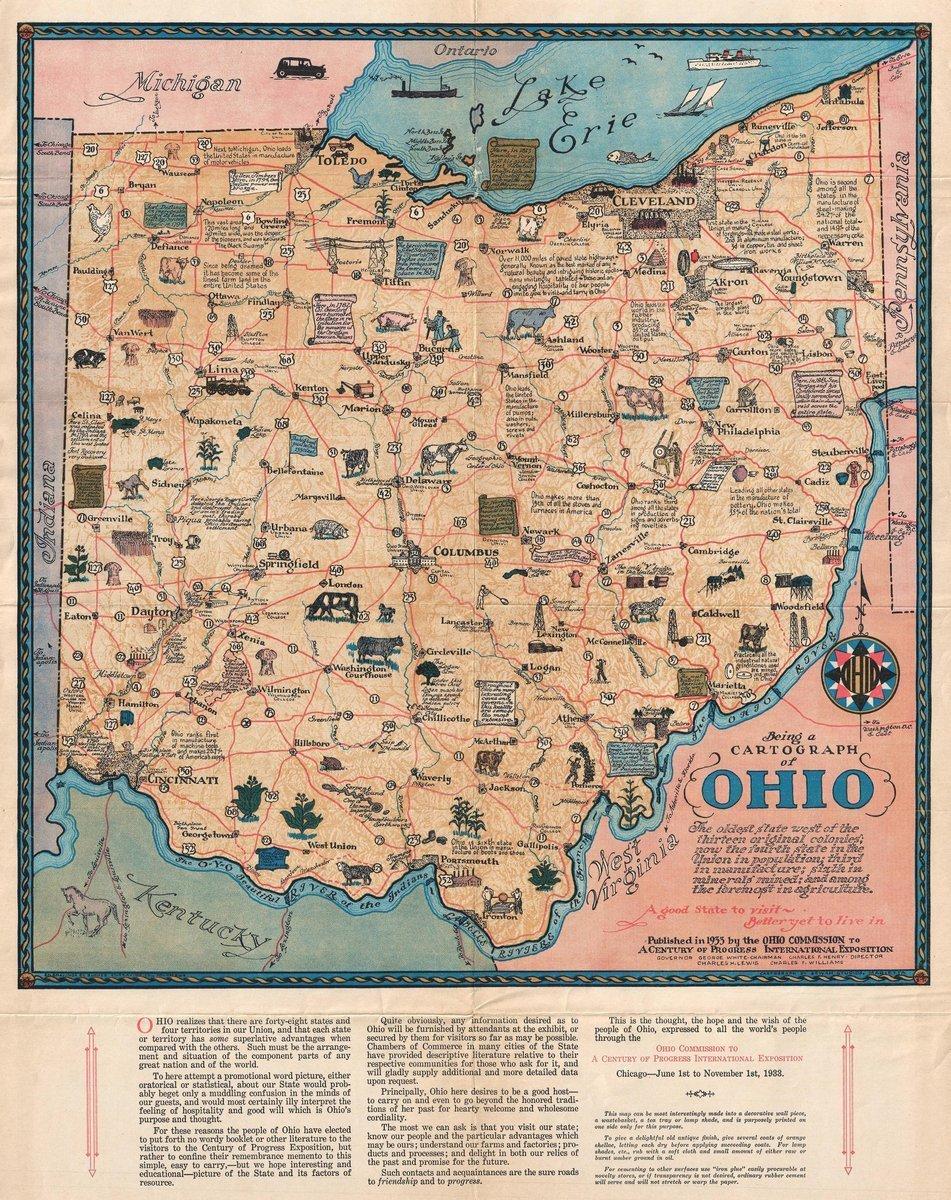 Ohio 1875 Ohio State Map Walmart Store Locator Map Tennessee Road Map