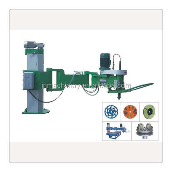Marble granite hand stone polishing machine