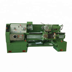 CA6161 High Precision Manual Metal Lathe Machine Price Of Small Bench Lathe