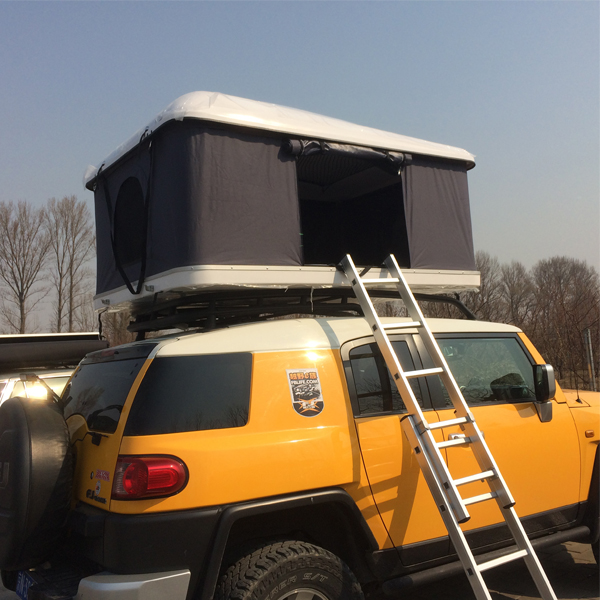 Maggiolinas Roof Tent Hard Shell Car Roof Top Tent For ...