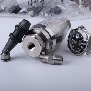 1/4''G Pressure Washer Jet Nozzle,Pressure Washer Turbo Nozzle,500Bar Rotary Washer Spray Nozzles