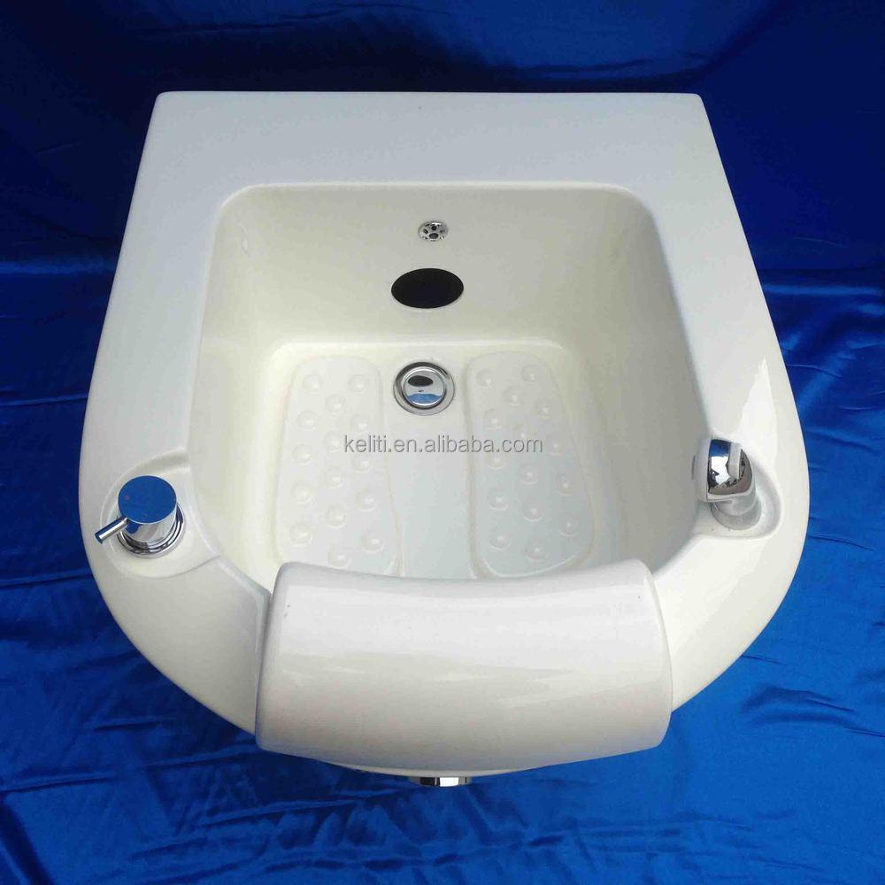 Portable Sink Bowl Adjustable Forward And Backward Nail