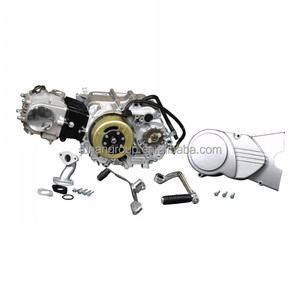 48cc 4-Stroke Engine with Manual Clutch & Kick Start for Dirt Bikes