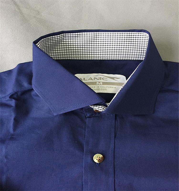 2018 Mens Spread Collar New Pent Shirt Design Buy New Pent Shirt