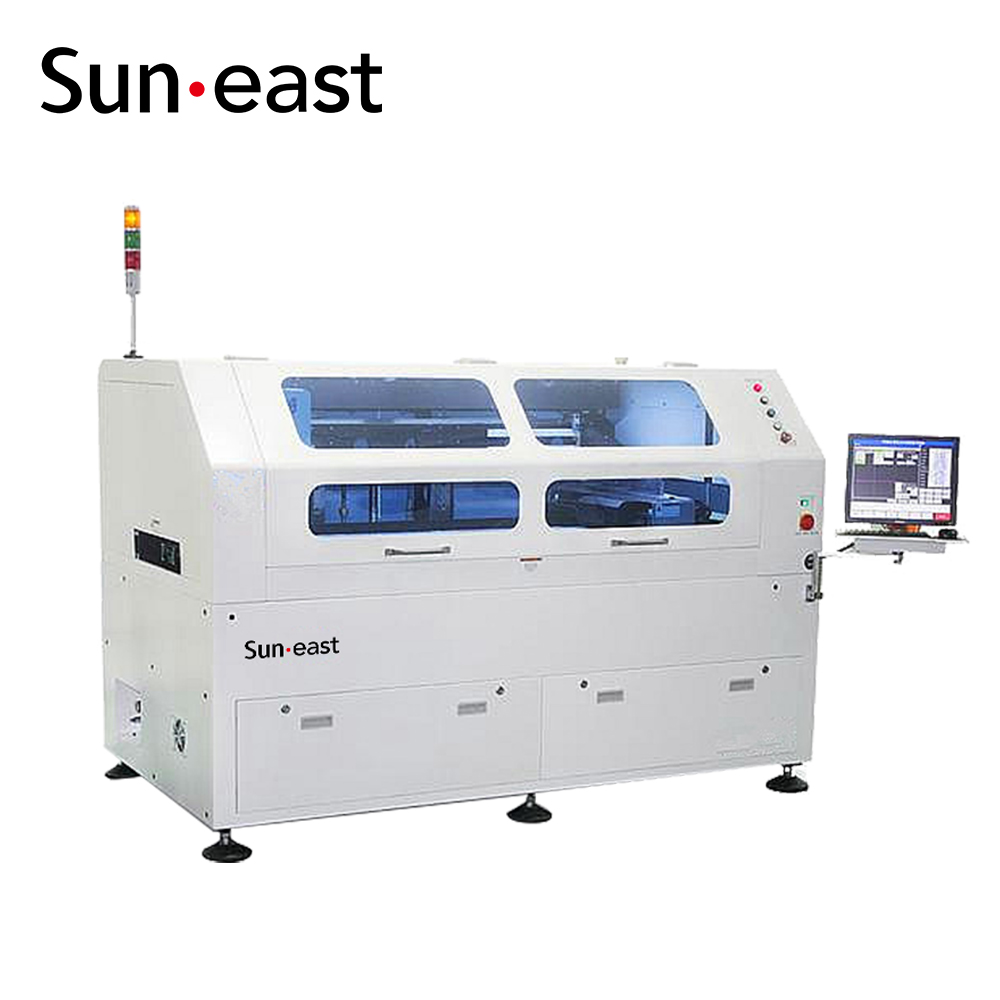 Hot Sale In-Line Automatic Stencil Printer Screen Printing Machine Connected with Chip Mounter
